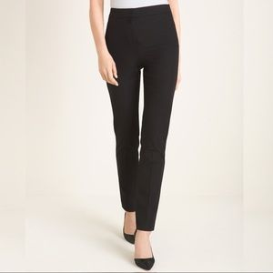 Chico's Super Stretch Straight Leg Pants